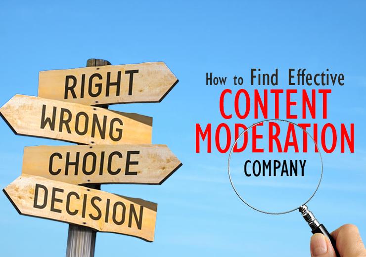 Content Moderation Company