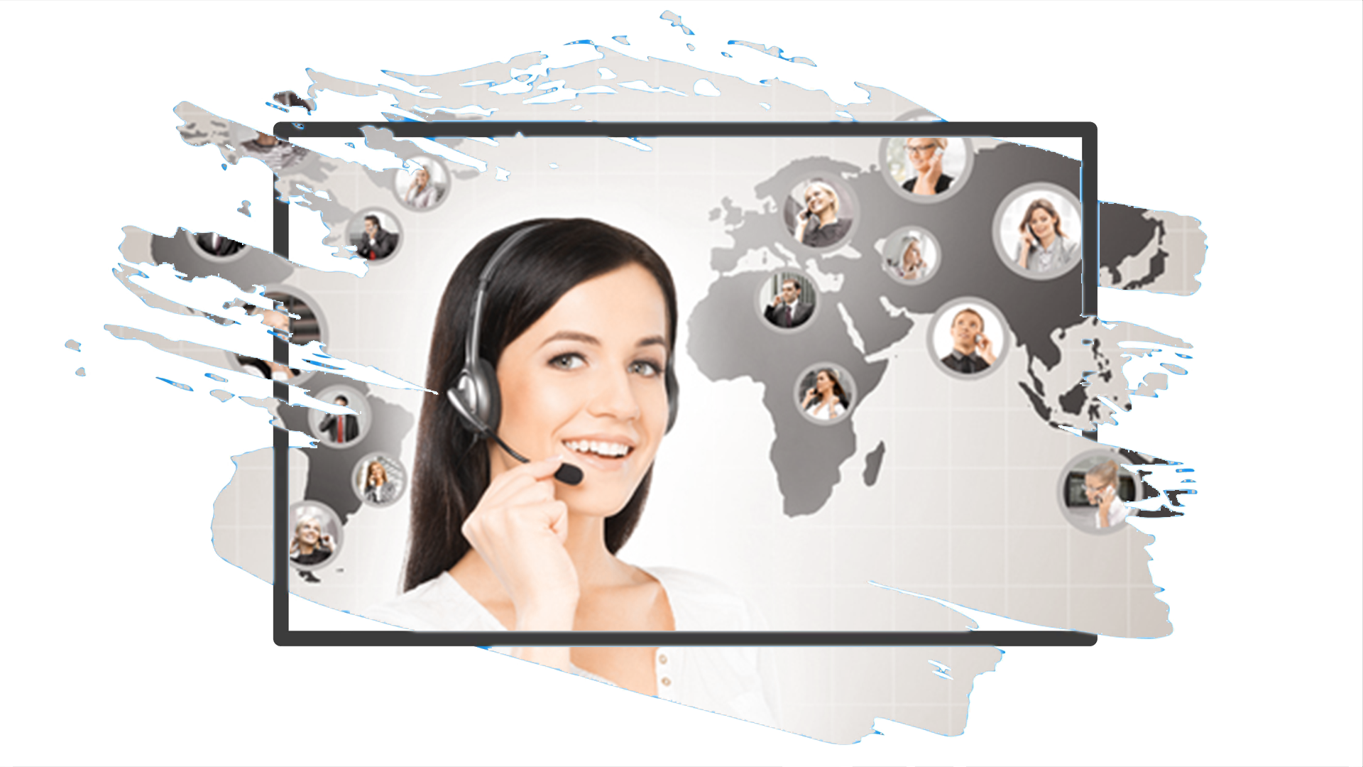 Outsource call center services