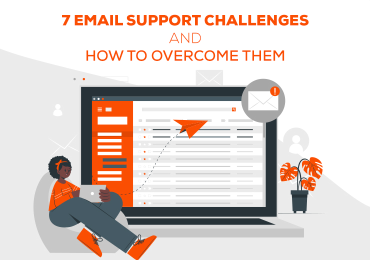 Email Support Challenges
